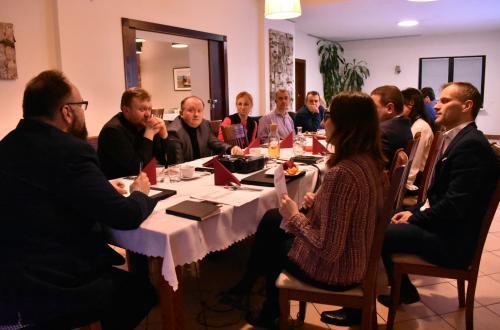 Spotkanie sieciujące przedsiębiorstwa społeczne