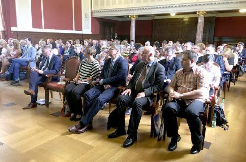 Makroregionalna konferencja w Poznaniu