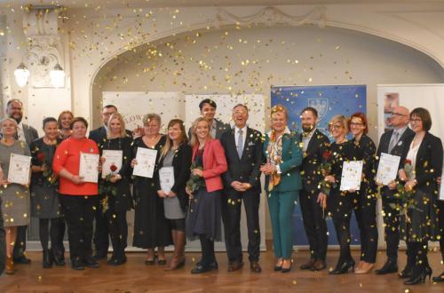 Gala wręczenia certyfikatów Zakup prospoleczny 2019