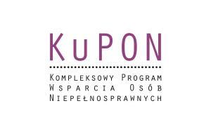 Kupon - Kompleksowy Program wsparcia Osób Niepełnosprawnych