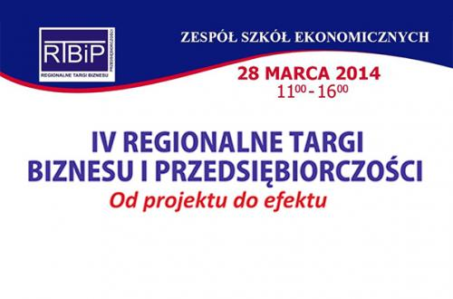 IV Regionalne Targi Biznesu i Przedsiębiorczości