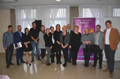 Konferencja w Pleszewie